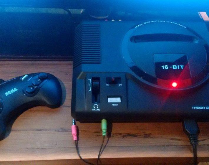 O novo Mega Drive chegou às lojas, saiba o que esperar