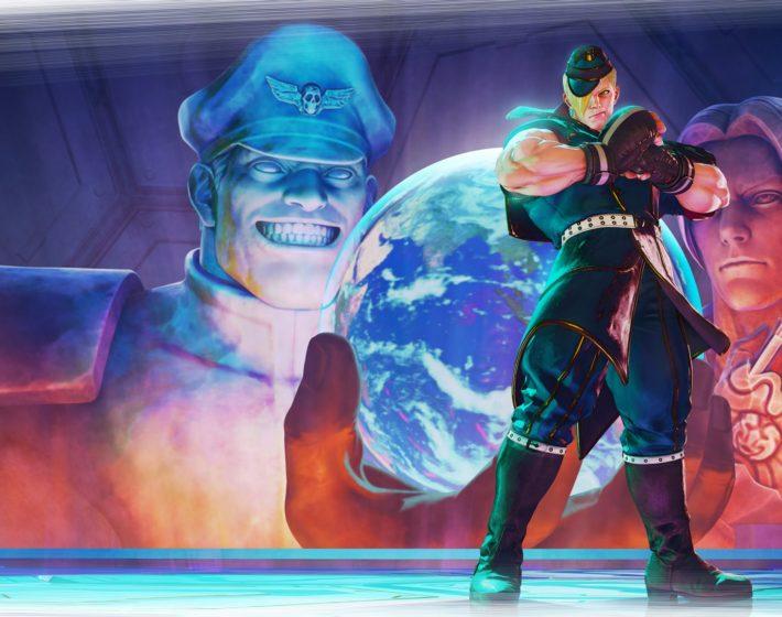 Ed e o show de referências em Street Fighter 5