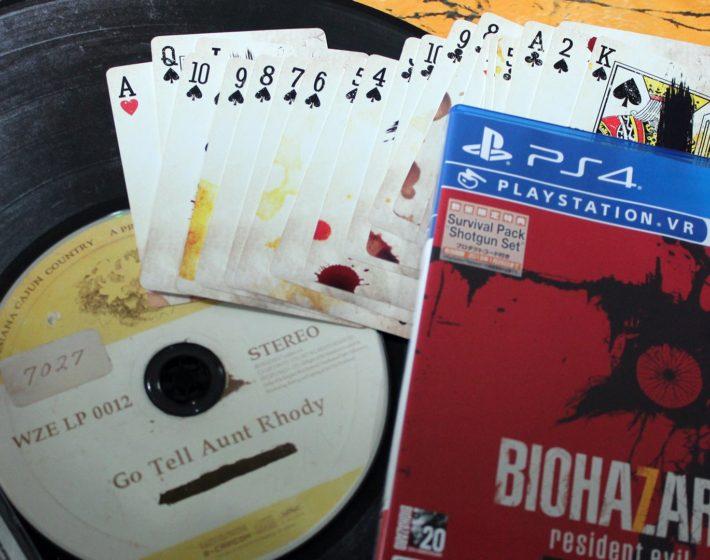 Conheça a edição especial japonesa de Resident Evil 7
