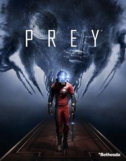 Capa de Prey