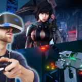 E o Playstation VR? Vai bem, obrigado.