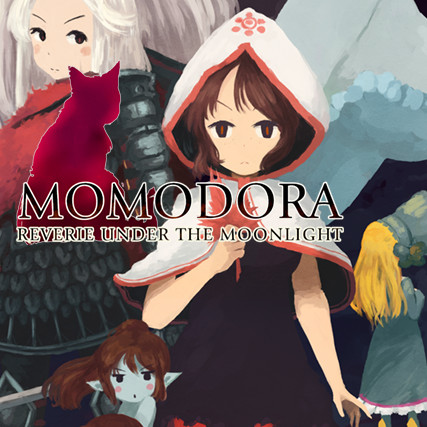 Capa de Momodora: Reverie Under the Moonlight