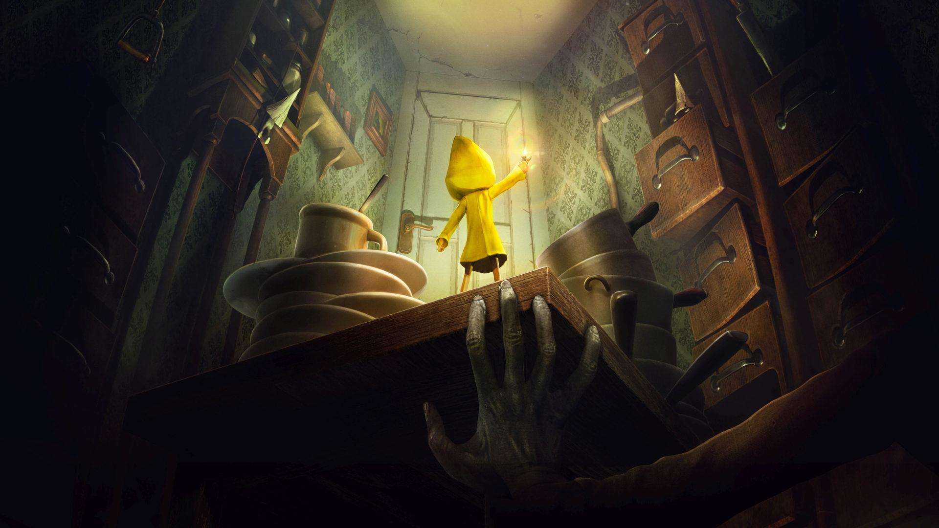 Fugas e puzzles no escuro