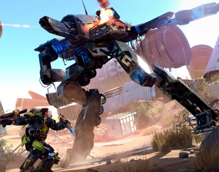 "Gameplay: The Surge, ou como chamam, o ""Dark Souls sci-fi"""