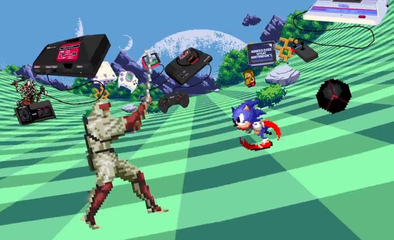 SEGA vai lançar jogos clássicos de graça no iPhone e Android