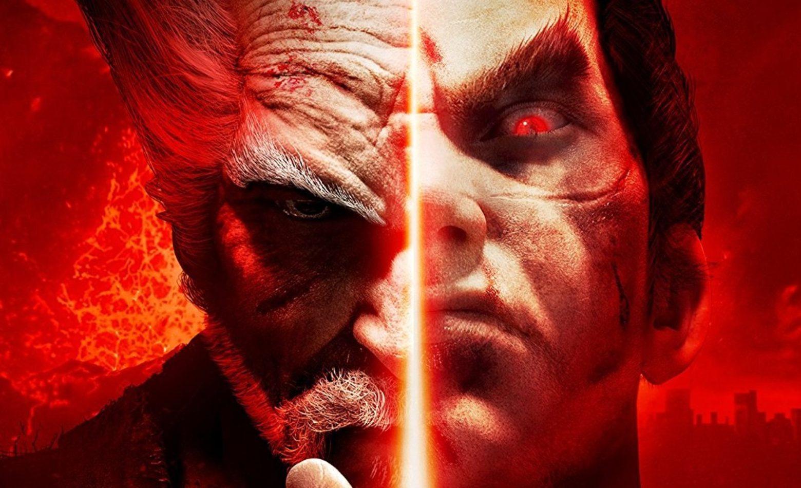 Tekken: a revisão histórica