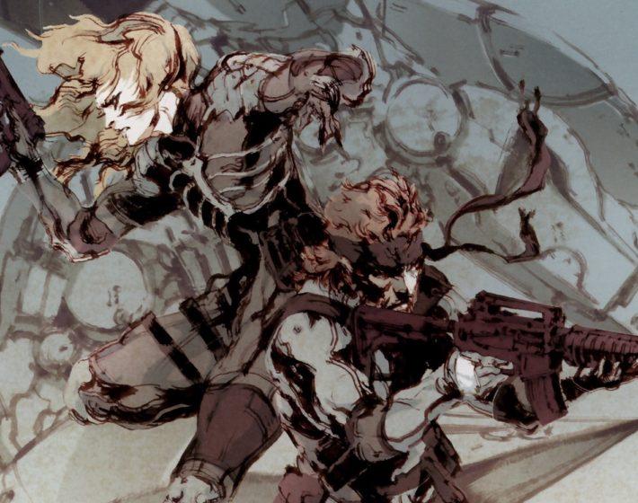 Gameplay: começa a saga de Raiden em Metal Gear Solid 2
