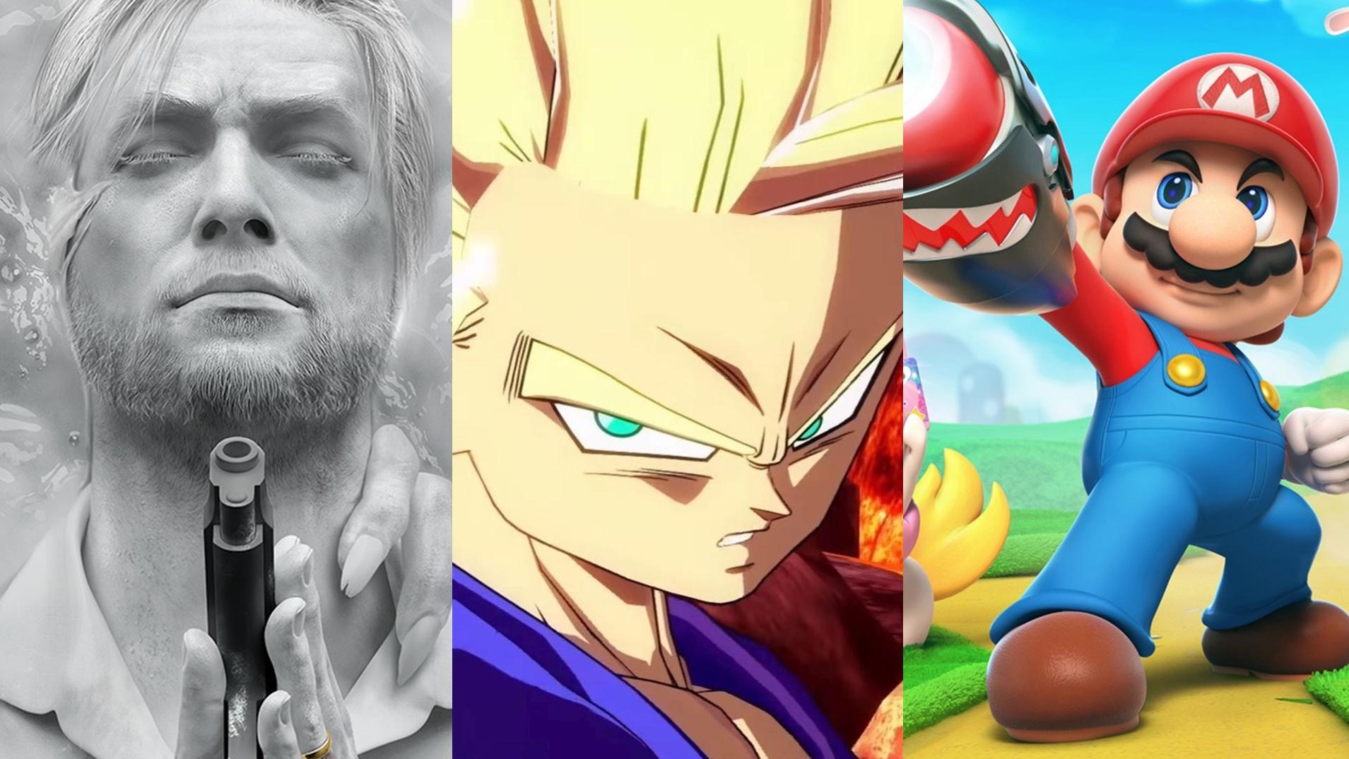 Os nossos favoritos da E3 2017