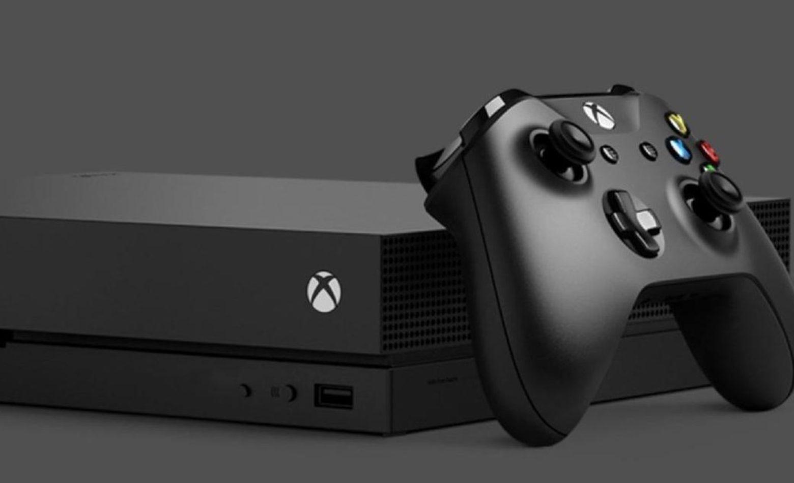 Tudo o que sabemos sobre o Xbox One X até agora