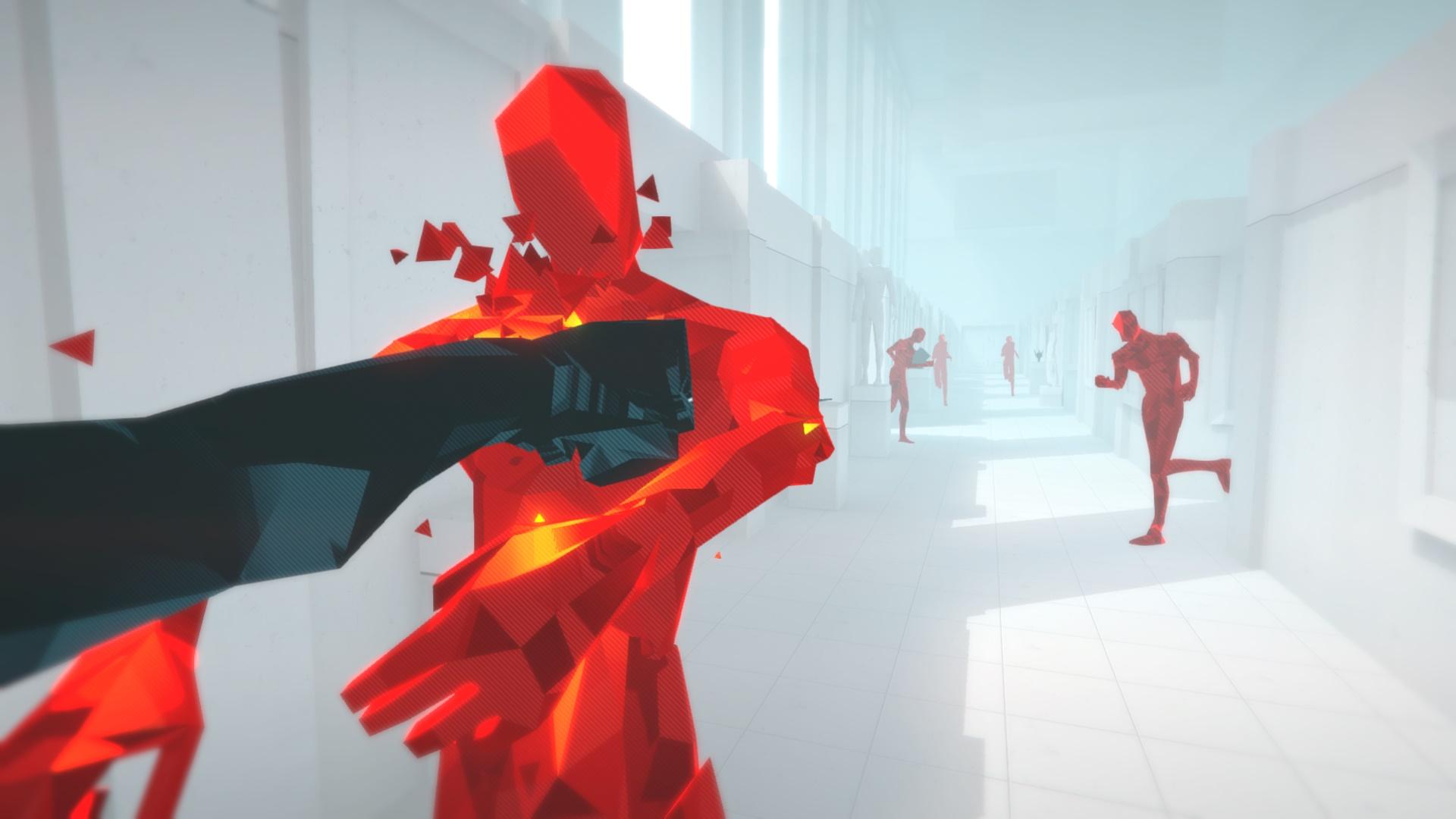 Gameplay: pense antes de correr em Superhot
