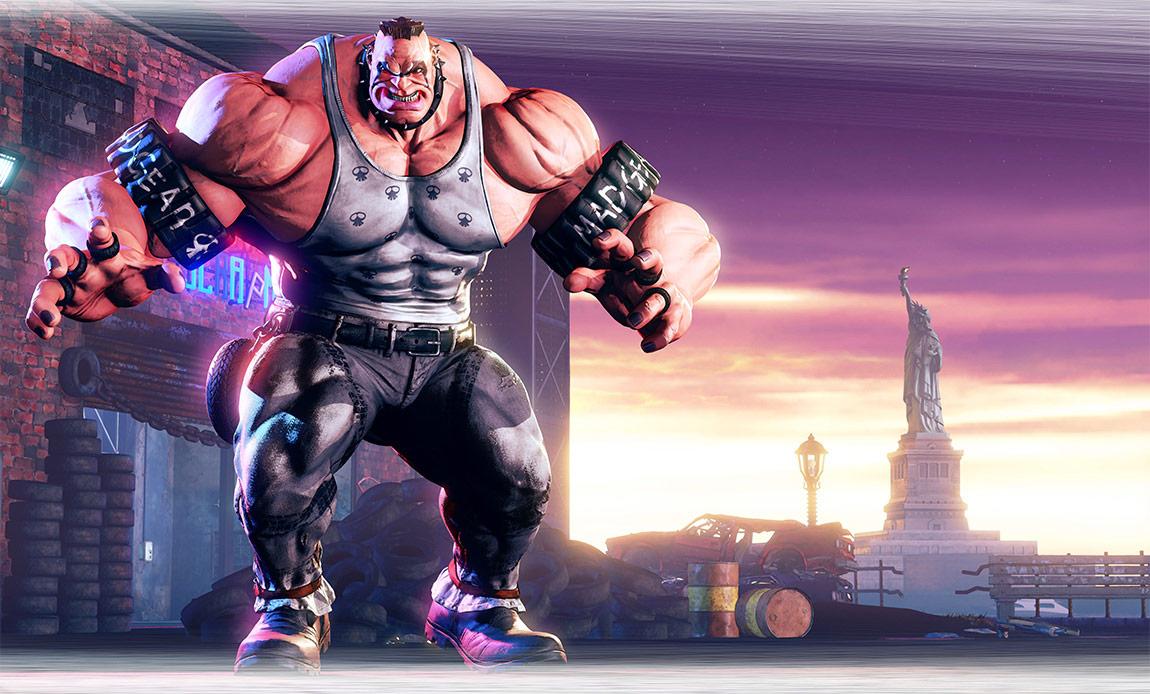 Abigail e o retorno às raízes de Street Fighter 5