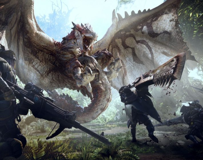 Gameplay: é hora de aventura e caça em Monster Hunter: World