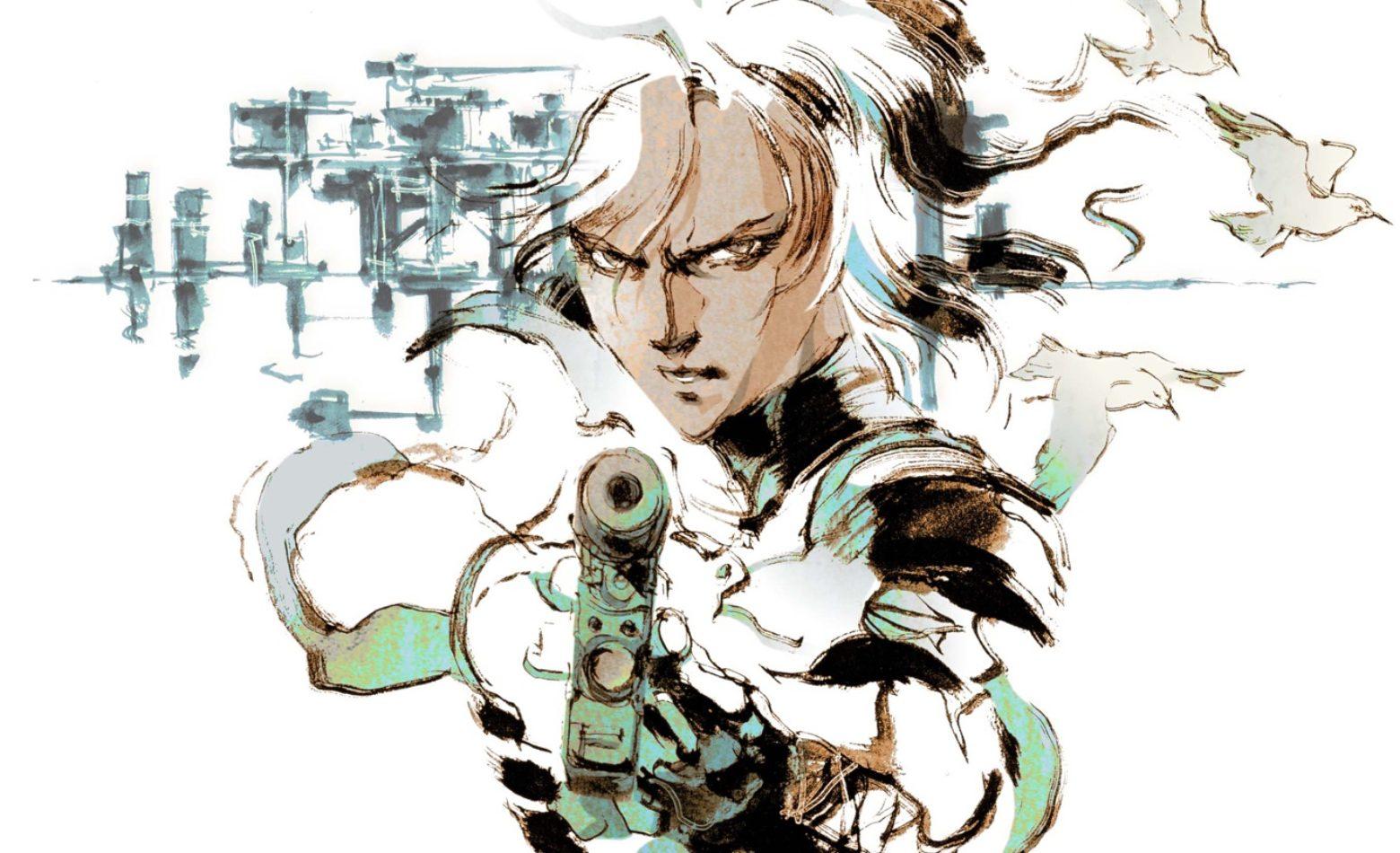 Gameplay: a trama fica mais complexa em Metal Gear Solid 2