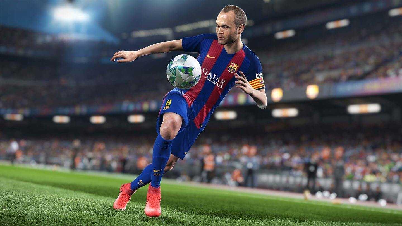 Pro Evolution Soccer 2018 PES