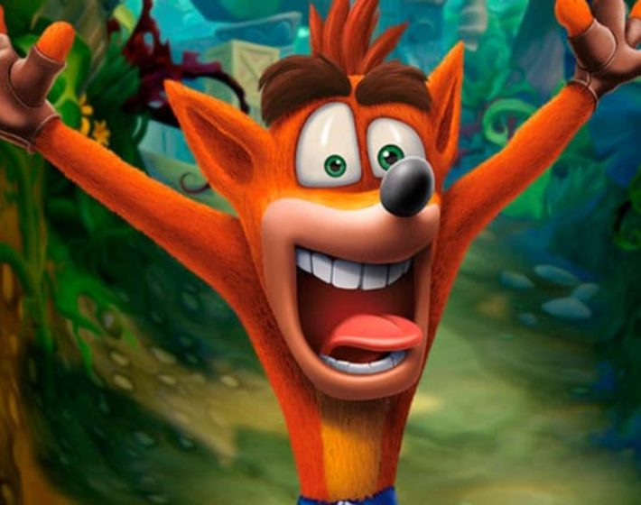 Gameplay: Crash Bandicoot está de volta!