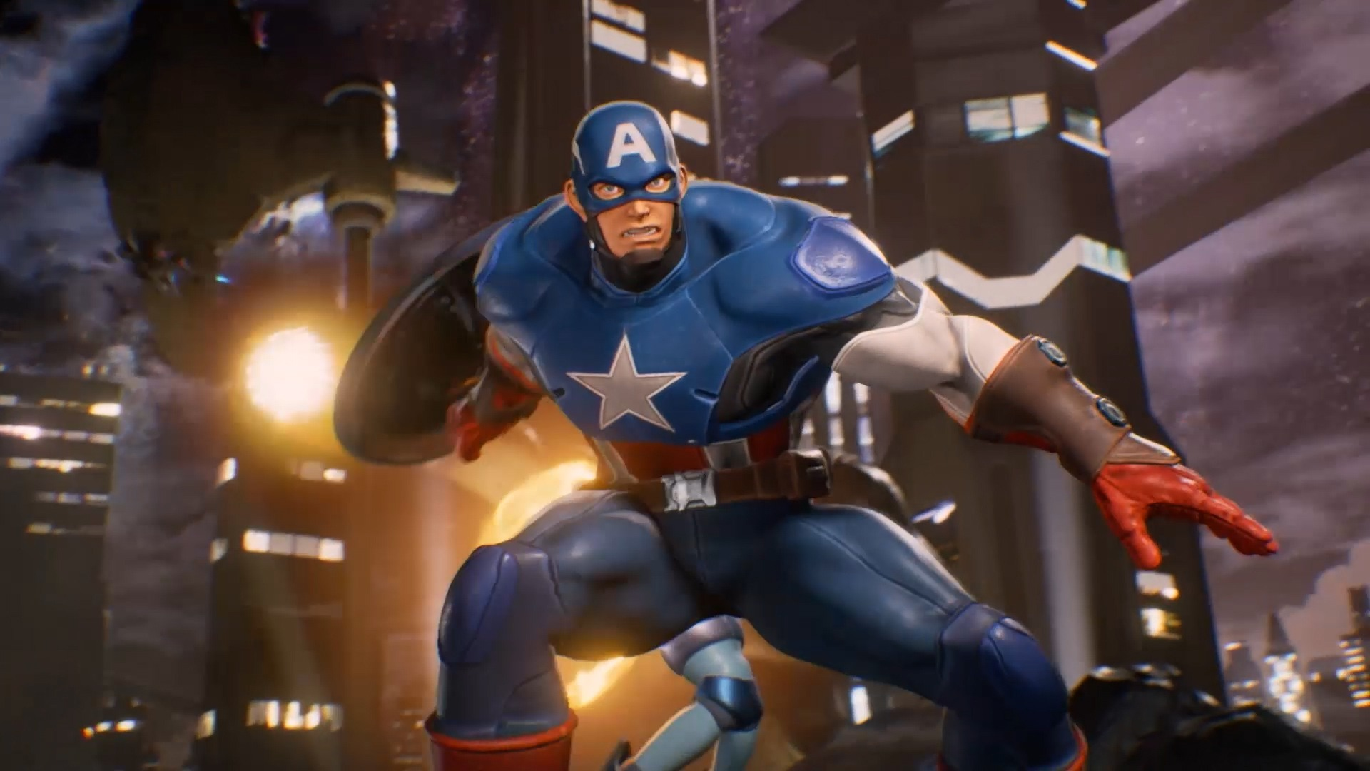 Entendendo as mecânicas de Marvel Vs. Capcom Infinite
