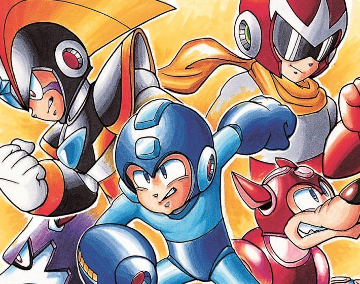Gameplay: viajando pelas memórias de Mega Man Legacy Collection 2