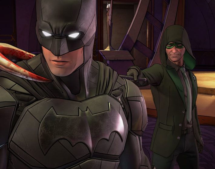 Gameplay – os momentos iniciais de Batman: The Enemy Within