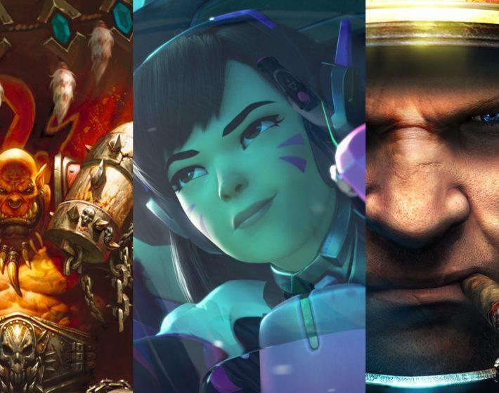 gamescom 2017: Blizzard retorna em grande estilo, assista!