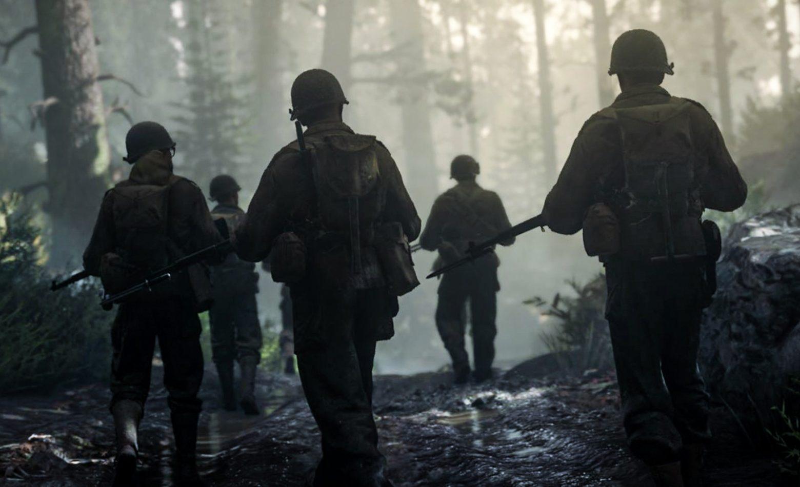 Gameplay: voltando para a Segunda Guerra em Call of Duty WWII