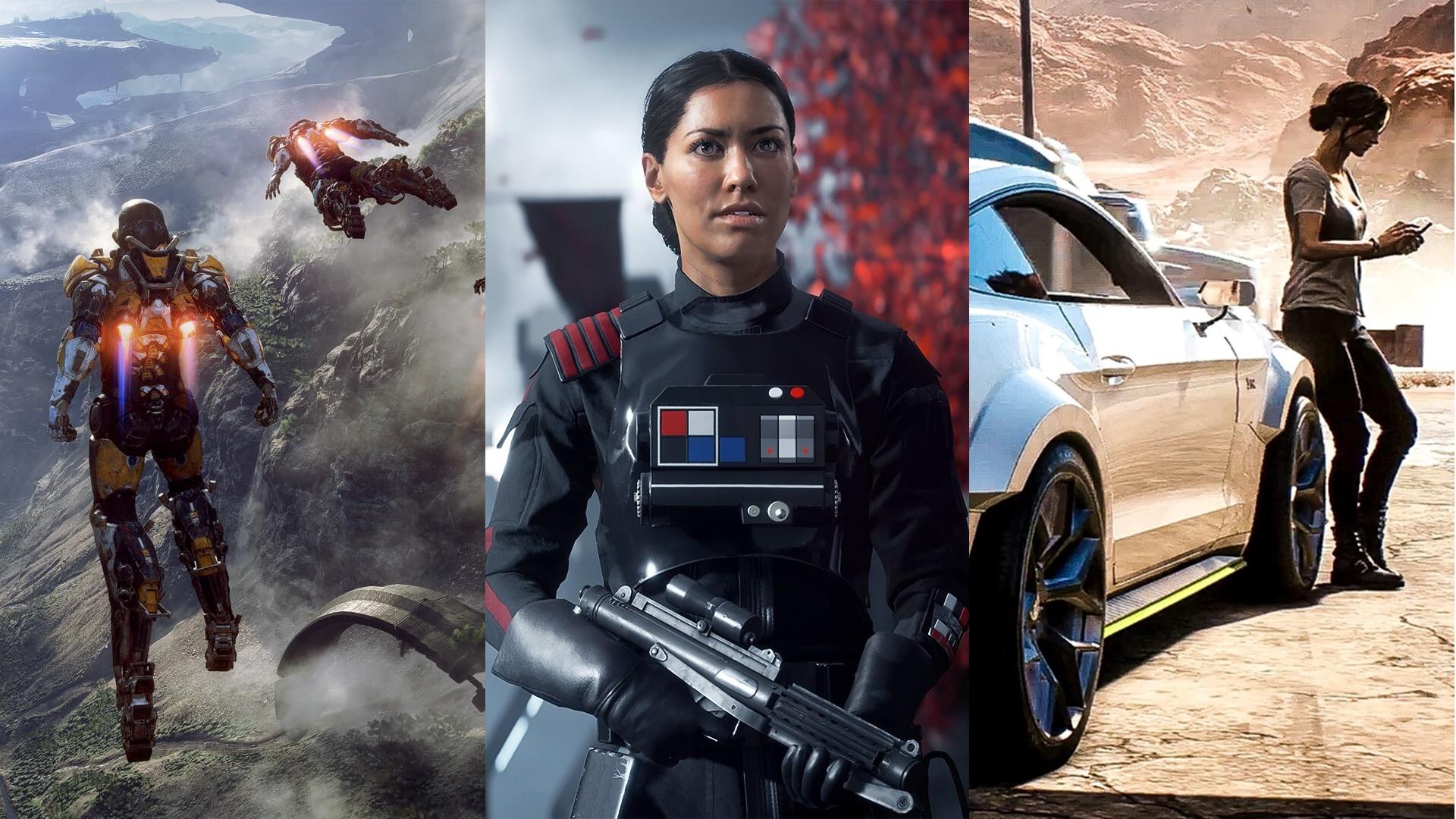 gamescom 2017: Electronic Arts tenta tirar o atraso, assista ao vivo!