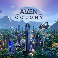 Capa de Aven Colony