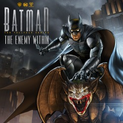 Capa de Batman: The Enemy Within E01 - O Enigma
