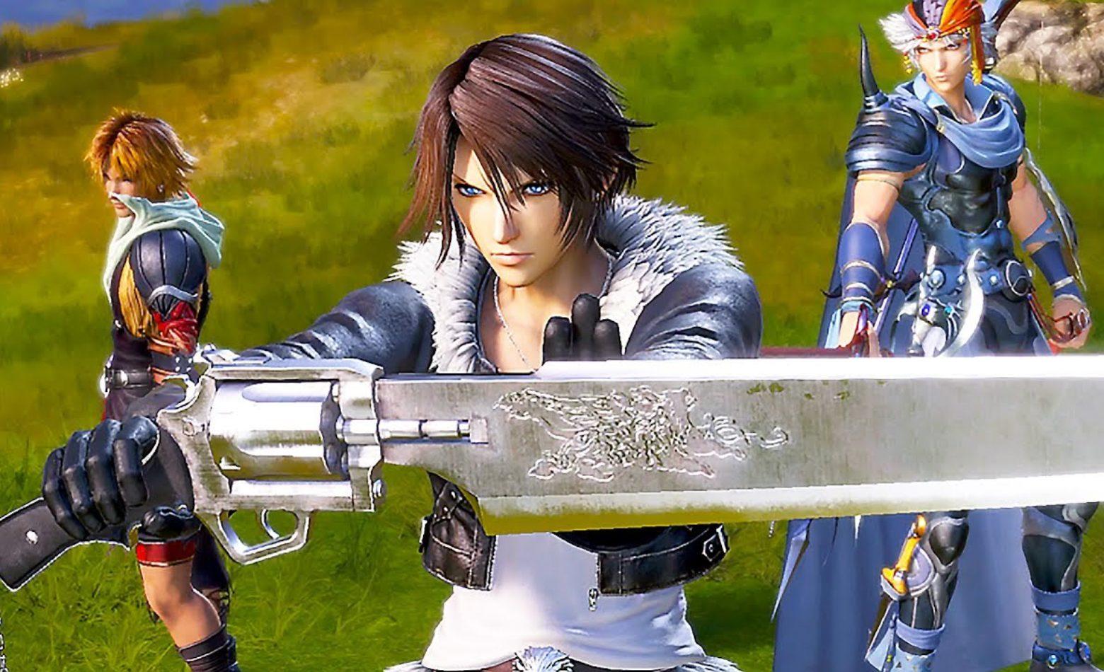 Gameplay: velho conhecido dos arcades, Dissidia Final Fantasy NT chega aos consoles