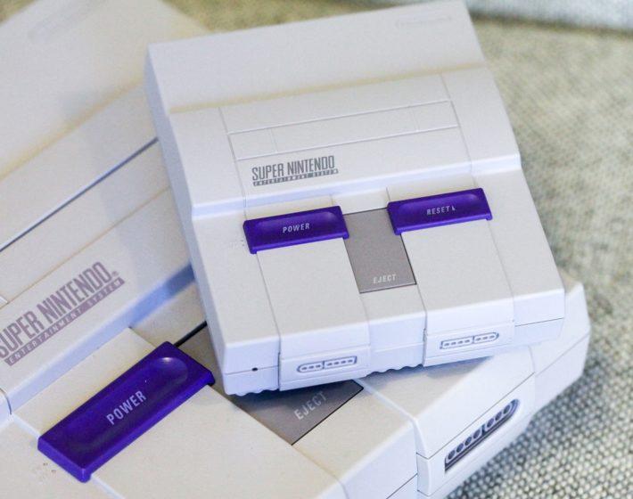 Tudo o que você precisa saber sobre o SNES Classic Mini