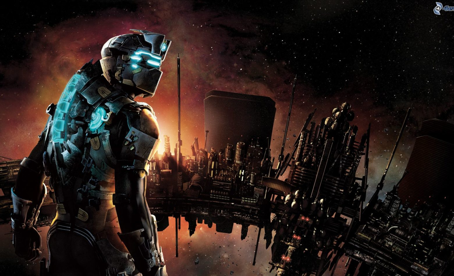 Gameplay: finalmente voltamos a Dead Space 2