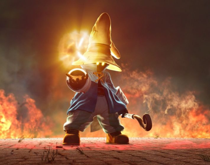 Final Fantasy IX: a fantasia final do PlayStation
