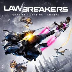 Capa de LawBreakers