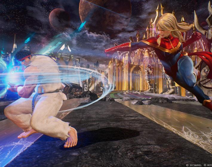 Gameplay: chegou a hora de Marvel Vs. Capcom Infinite