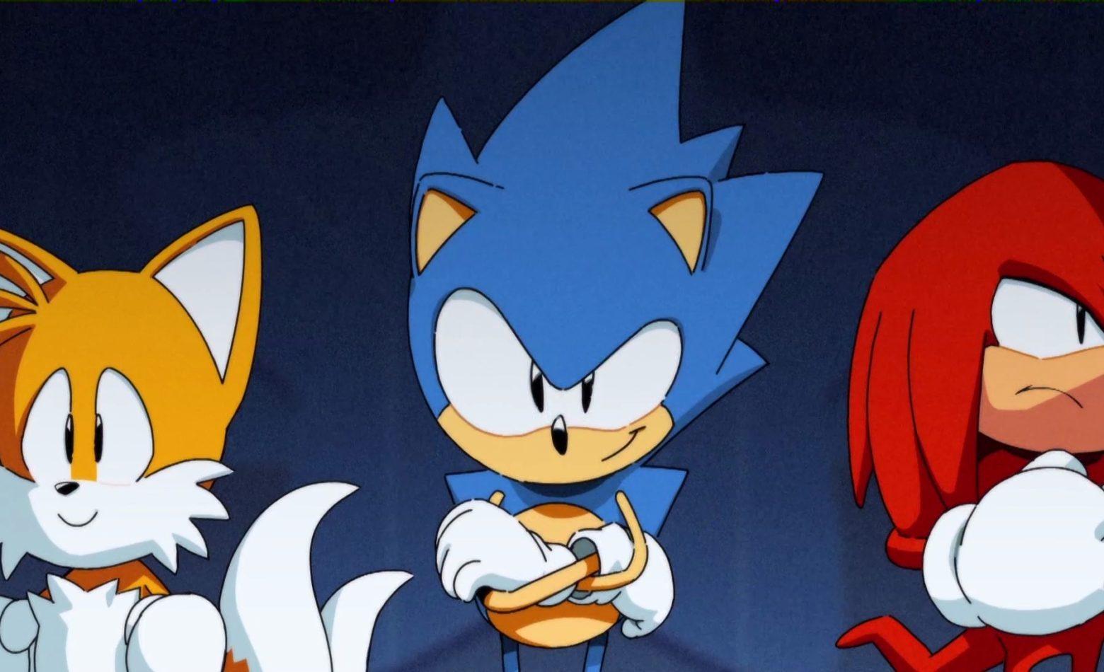 Gameplay – Sonic Mania e o retorno do rei da nostalgia