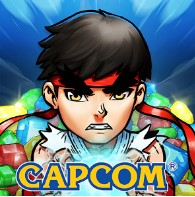Capa de Puzzle Fighter