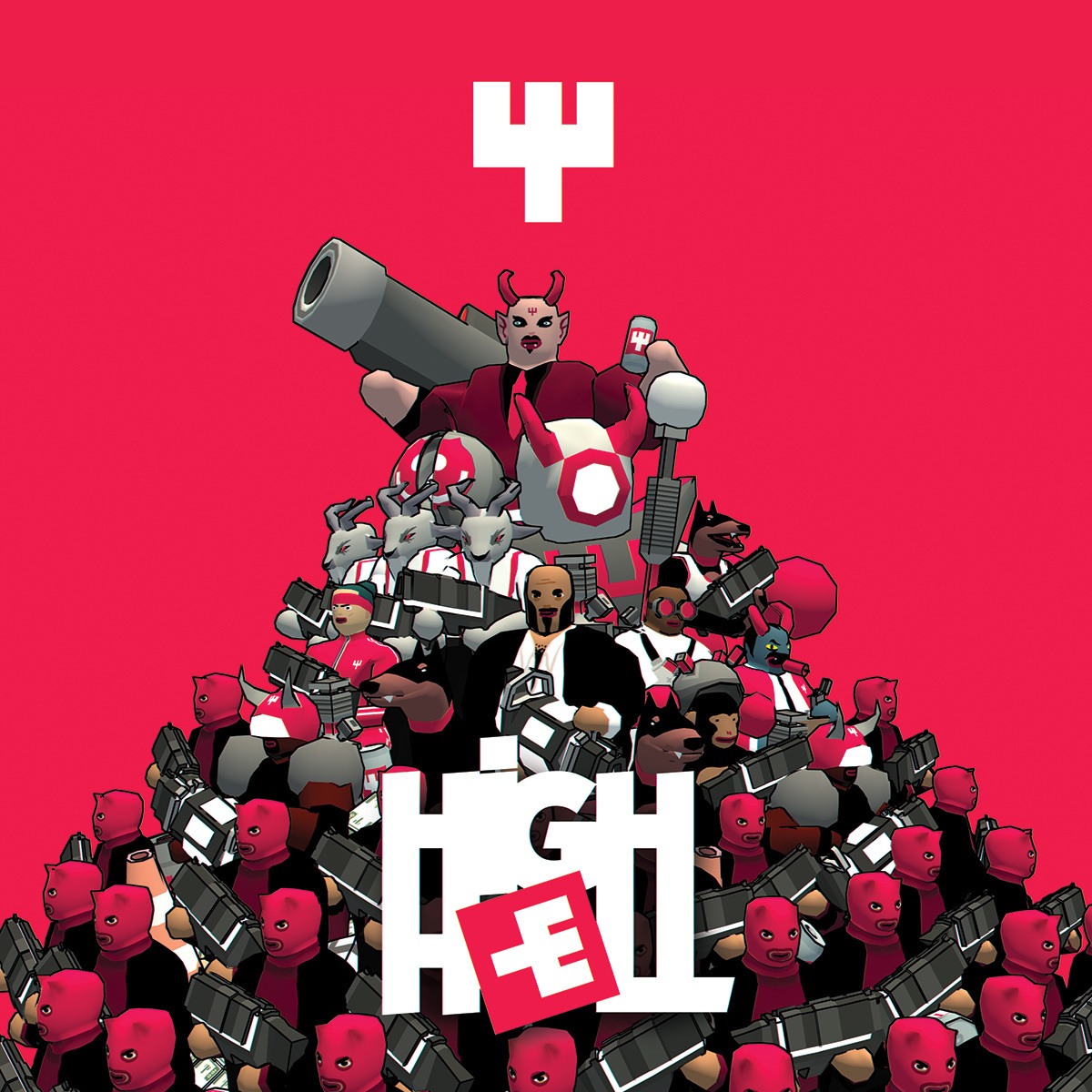 Capa de High Hell