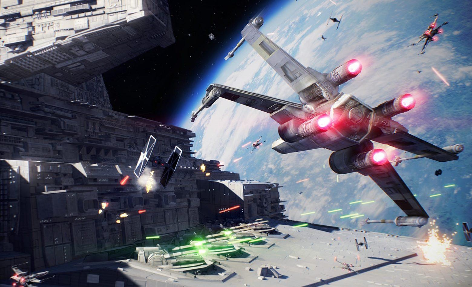 Gameplay: é hora de voltar à guerra de Star Wars Battlefront 2