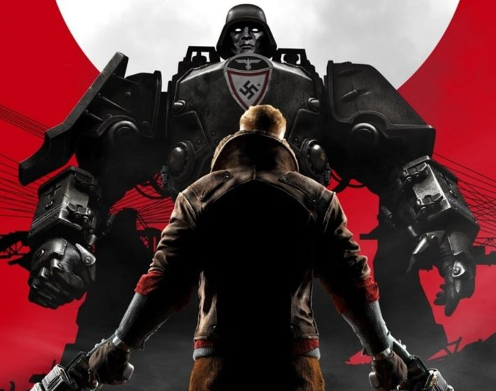 Gameplay – nadando no sangue dos nazistas em Wolfenstein 2: The New Colossus