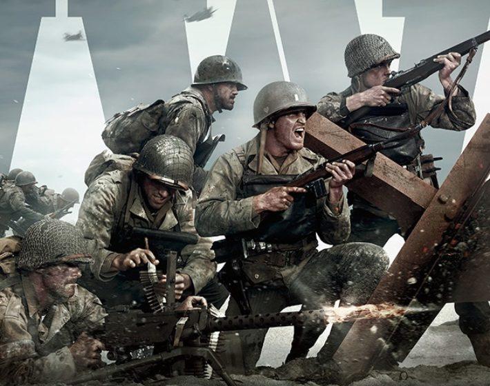 A experiência de Call of Duty: WWII no PS4 Pro [BGS 2017]