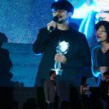 BGS 2017: Hideo Kojima recebe prêmio pelo conjunto da obra