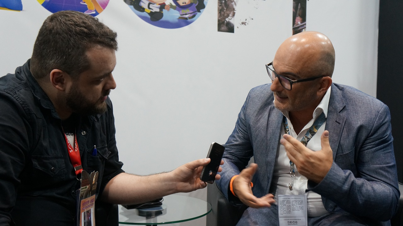 Bertrand Chaverot Ubisoft