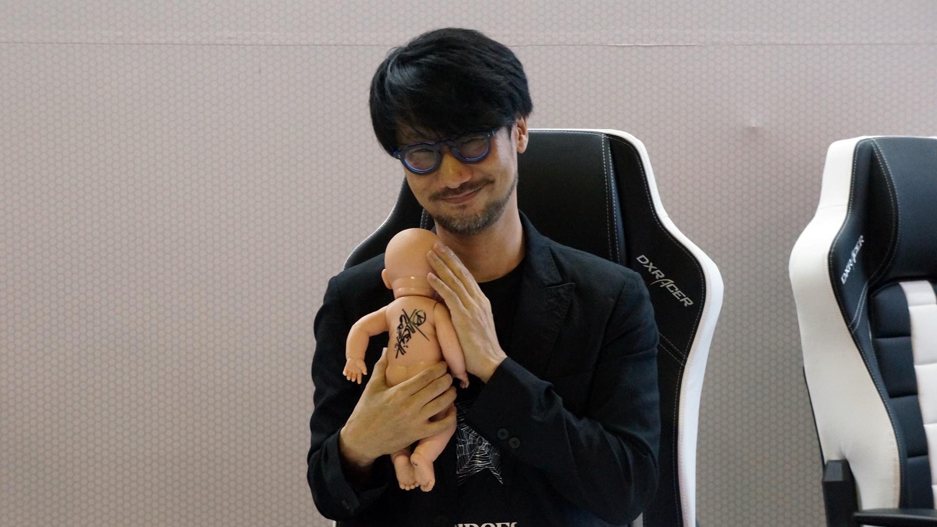 Promoção: concorra ao Bebê Kojima, nascido na BGS 2017!
