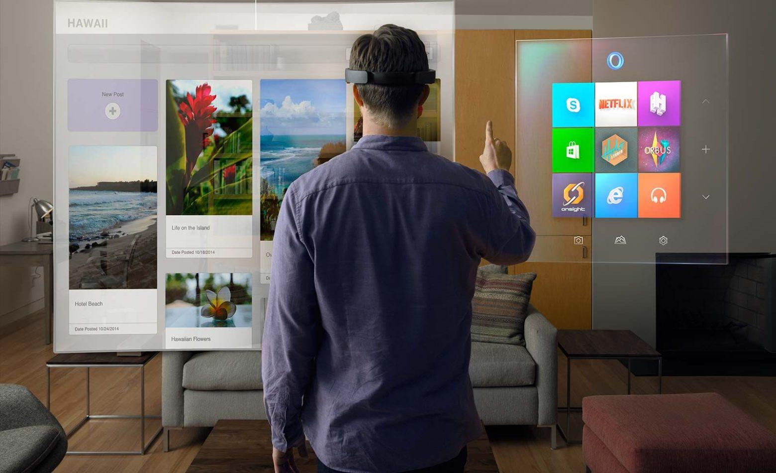 Hololens: Um videocase de sucesso da Microsoft