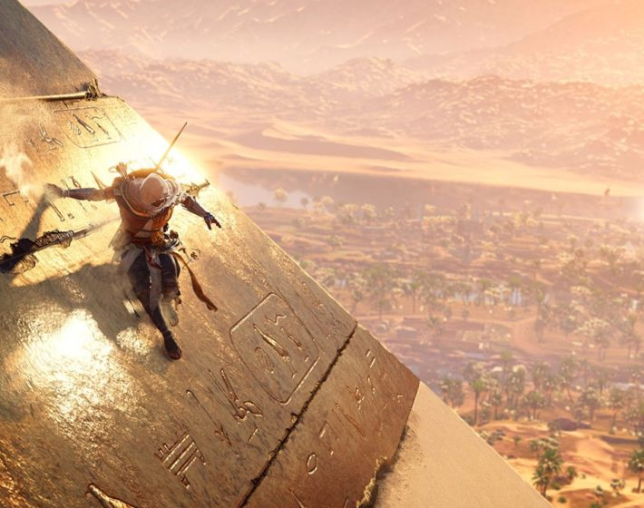 BGS 2017: Assassin's Creed Origins e um futuro esperançoso