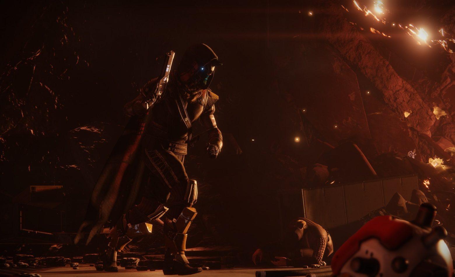 Destiny 2 fica ainda mais bonito em 4K [BGS 2017]