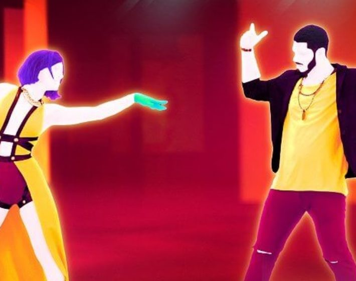 Just Dance 2018 na BGS [Manjo Nada]