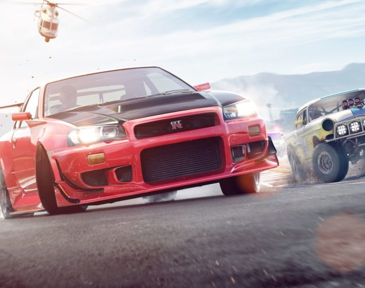 Correndo veloz e furioso em Need For Speed Payback [BGS 2017]