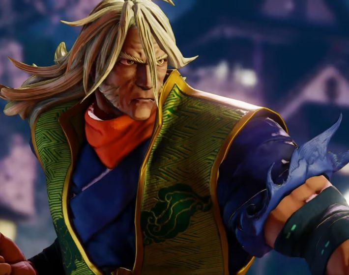 Zeku, o ninja salvador de Street Fighter 5
