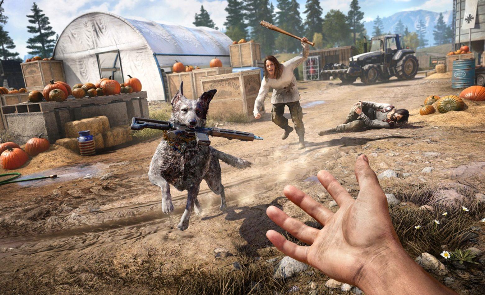 Os caminhos que tornaram Far Cry 5 o mais colorido e atual da franquia [Entrevista]