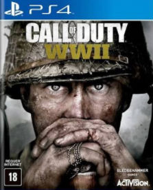 Capa de Call of Duty: WWII